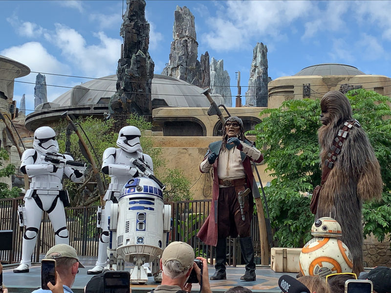 Star Wars: Galaxy's Edge is Open at Disney's Hollywood Studios