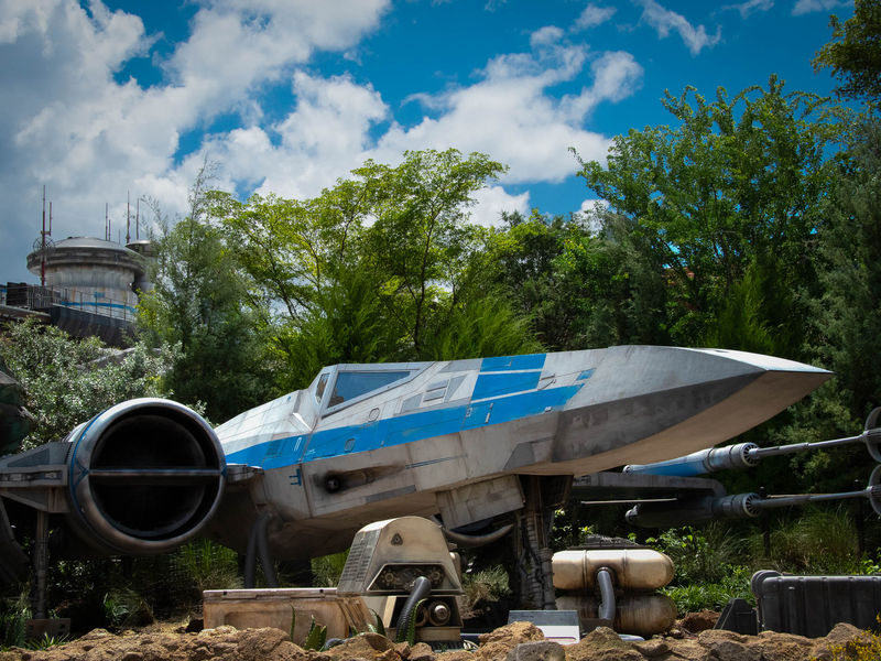 Star Wars: Galaxy's Edge, A Photo Tour