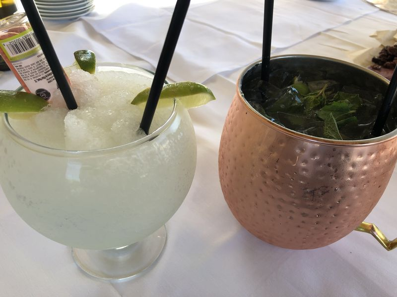 Happy Hour at Catal Restaurant and Uva Bar