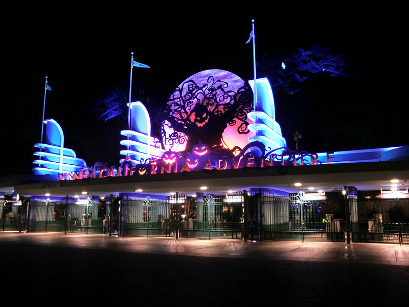 Disneyland cancels Oogie Boogie Bash for 2020