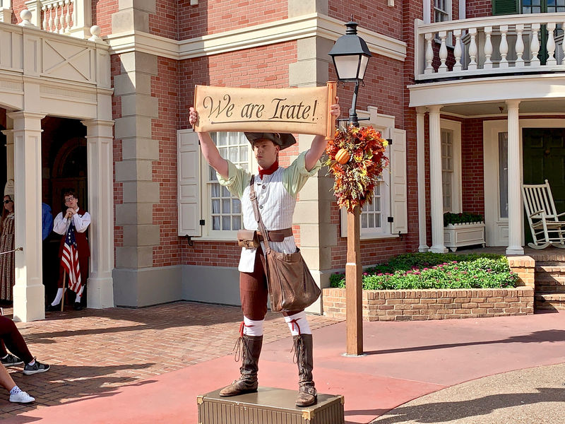 Walt Disney World Resort Update for October 8-14, 2019