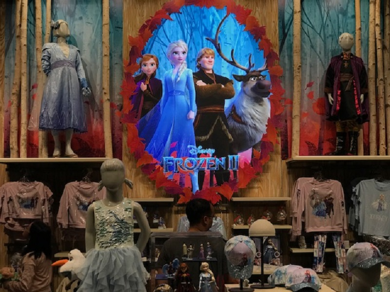 Disneyland Resort Catches Frozen 2 Fever!