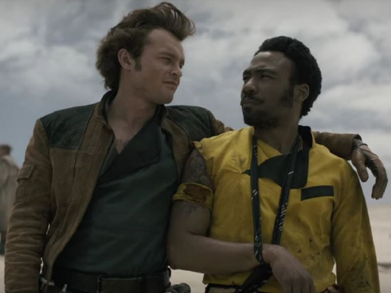 Throwback Thursday: The Humor in Solo: A Star Wars Story