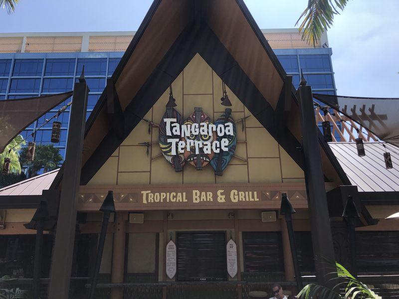 Visting Tangaroa Terrace