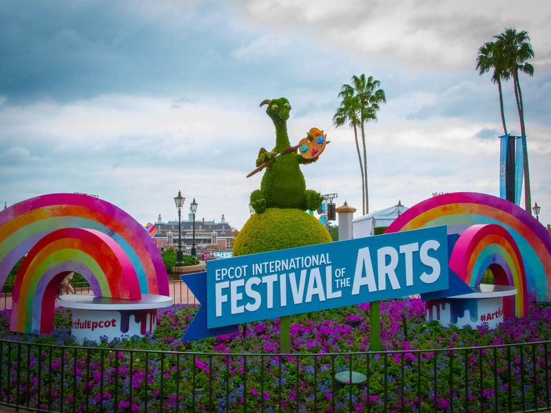 Epcot's International Festival of the Arts: A Photo Tour