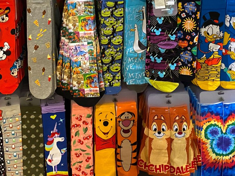 Socks, Socks and More Socks!!