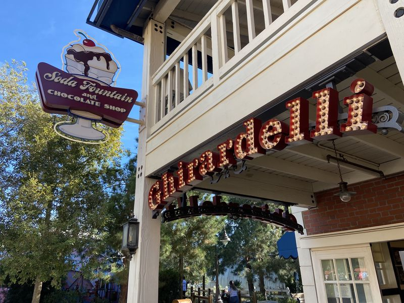 Treat Yourself at Ghirardelli