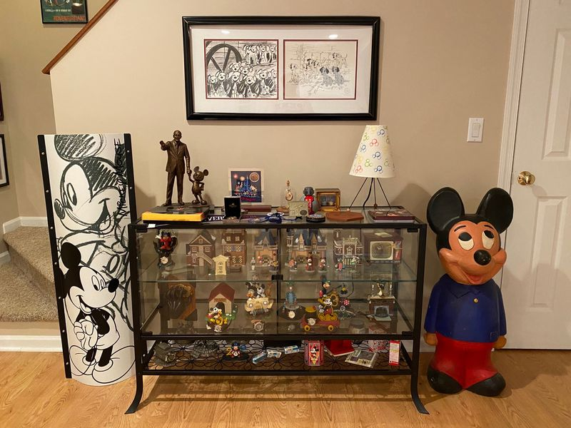 Mickey's Basement, Part Two