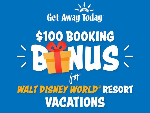 Walt Disney World Resort Exclusive Offer from Get Away Today