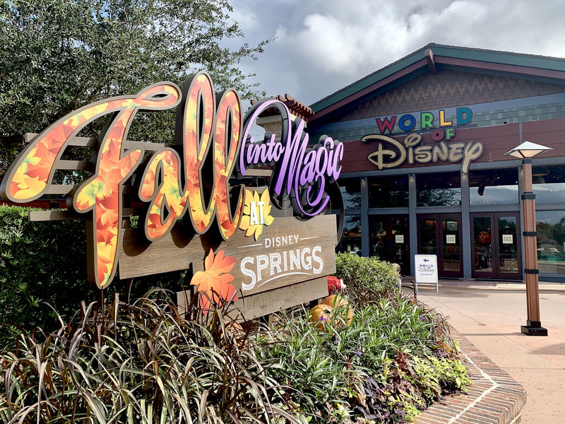 Walt Disney World Resort Update for October 27 - November 2, 2020