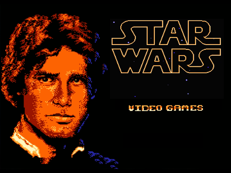 My Top 5 Star Wars Video Games