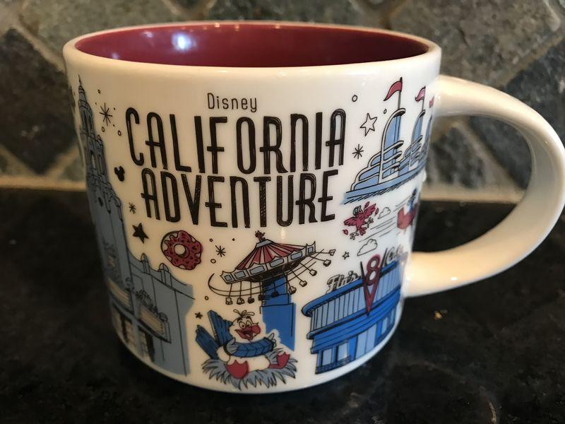 Disney California Adventure Park: Twenty Years of Food and Merchandise