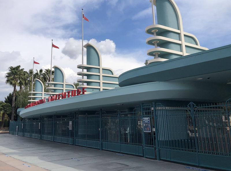 Disneyland Resort Update for March 15 - 21, 2021