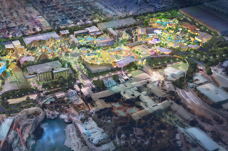 Disneyland takes first steps in proposed multi-year expansion plan