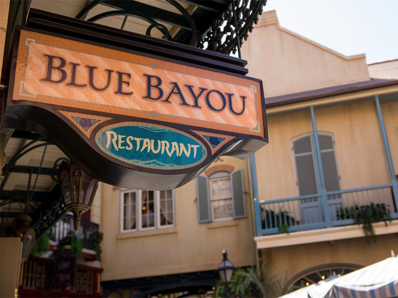 Disneyland's Blue Bayou Gets a Boozy Update