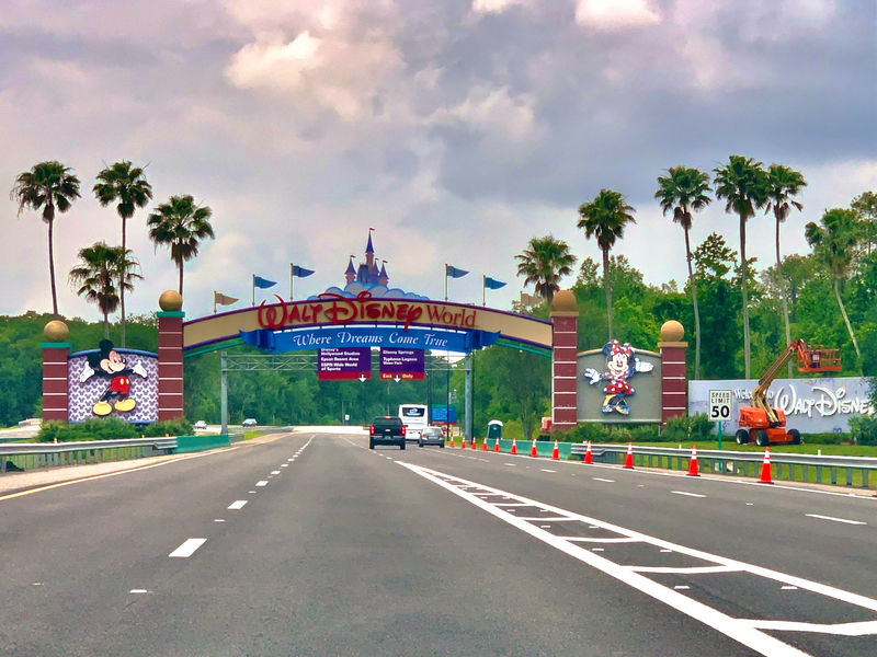 Walt Disney World Resort Update for April 27 - May 3, 2021