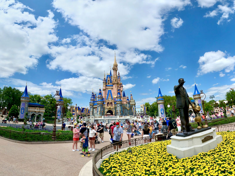 Walt Disney World Resort Update for May 4-10, 2021