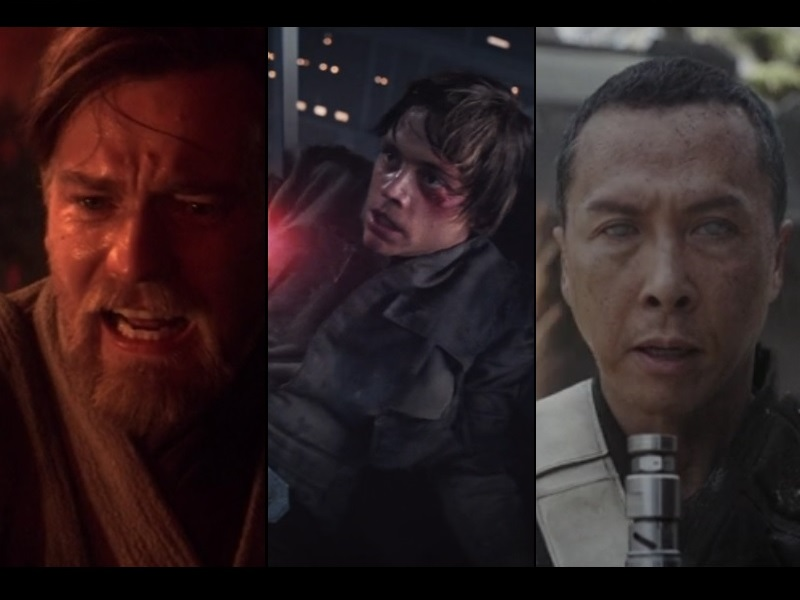 Why are the tragic Star Wars films our favorites?