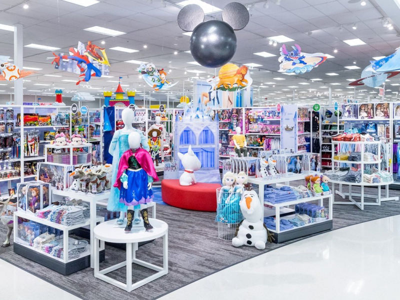 The Disney Store - A Targeted New Beginning?