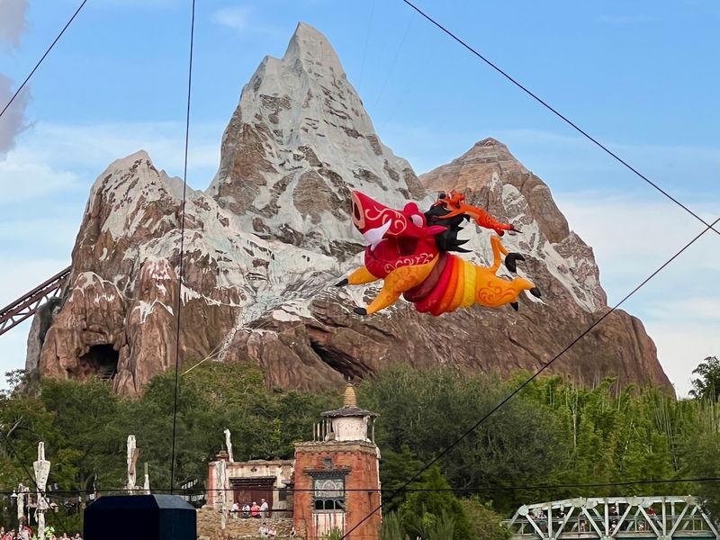 Walt Disney World Resort Update for October 12-18, 2021