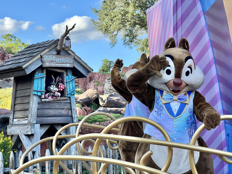 Walt Disney World Resort Update for October 26 - November 1, 2021