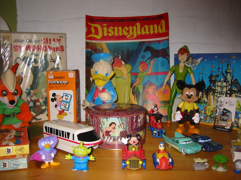 Fare Thee Well Disney Stuff