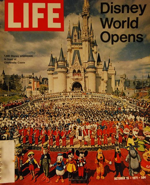 walt disney world logo 1971. of Walt Disney World on
