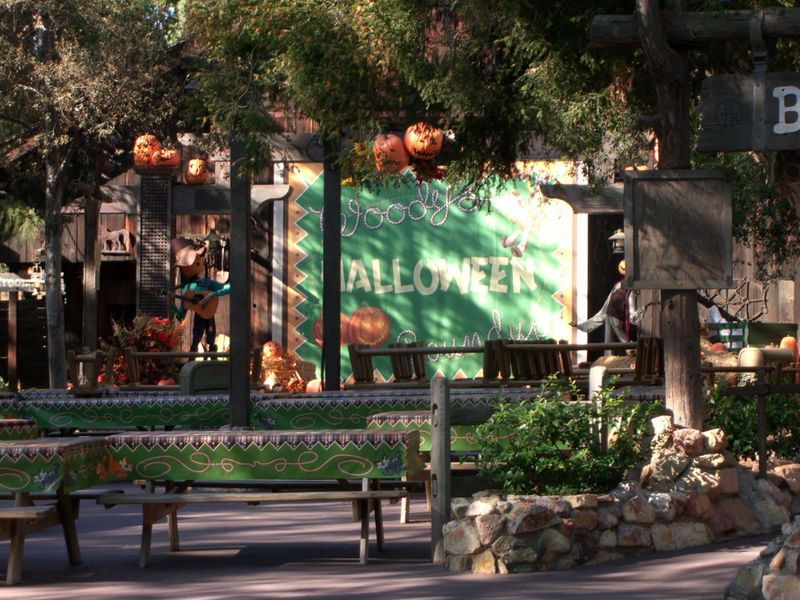 Woody's Halloween Roundup has returned to Big Thunder Ranch. Photo by Adrienne Vincent-Phoenix.