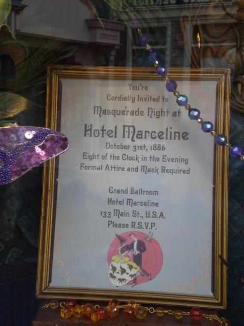 Masque'rade Night at the Hotel Marceline. Photo by Shoshana Lewin.