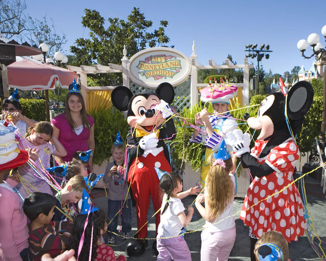 My Disneyland Birthday Party Available Now