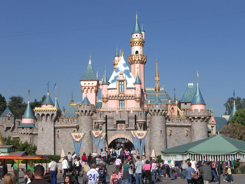 disneyland california castle. disneyland logo castle.
