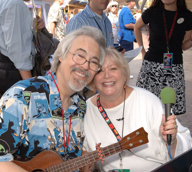 wayne allwine and russi taylor interview
