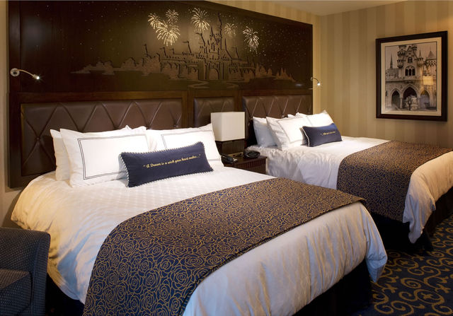 When completed, guest rooms will boast new flat screen TVs,