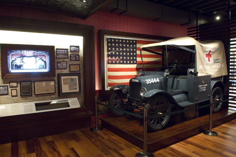 Mouseplanet - The Walt Disney Family Museum: A Photo Tour by