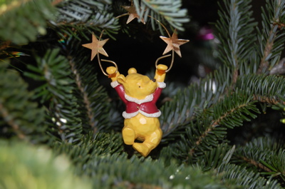 mouseplanet disney stuff christmas ornaments by chris barry - Winnie The Pooh Christmas Decorations