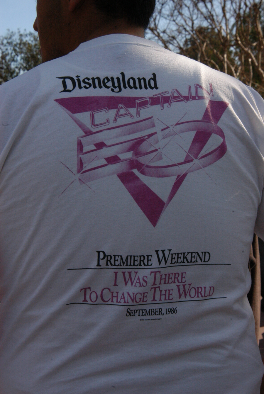 14f11e44c1d Mouseplanet - Captain EO Tribute debuts at Disneyland by Adrienne ...